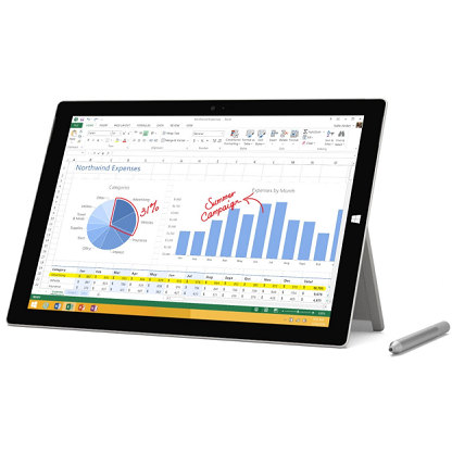 Surface  Pro 4 Core™ i7-6700U  512Gb