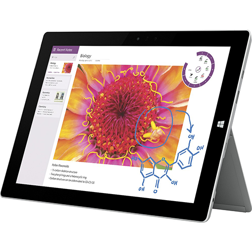 "Surface  3 Intel X7 Z8700  64SSD 2GB 10.8"" Full HD"